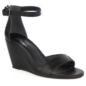 ANTHRO Seychelles LEATHER Wedge Sandals